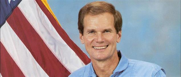 Bill Nelson, official NASA photo.