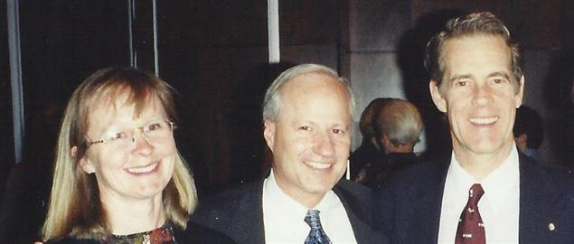 Representative Coffman at an Independence Institute event in 2002