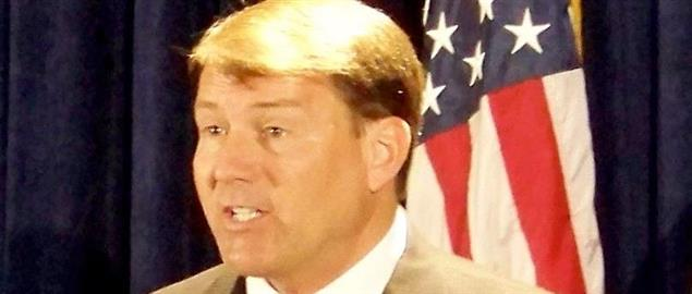 Gov. Mike Rounds at Iowa White House Forum on Health Reform, March 23