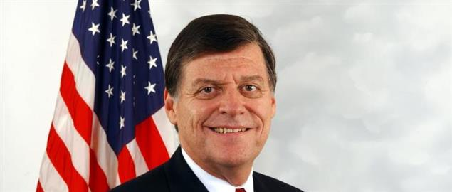 Tom Cole, member of the United States House of Representatives.